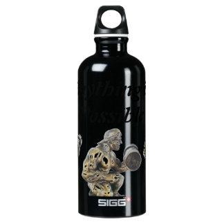 Botella De Agua Cualquier cosa de levantamiento de pesas posible