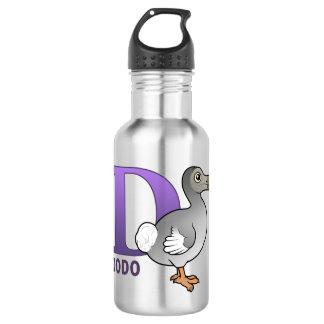 Botella De Agua D está para el Dodo