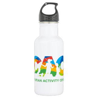 Botella de agua de CAC