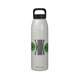 Botella de agua de Escapeas