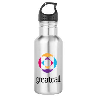 Botella de agua de GreatCall