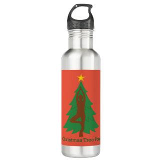 """""""Botella de agua de la actitud del árbol de Botella De Agua"""