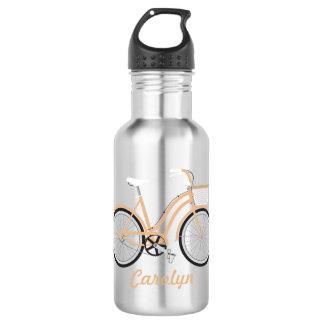 Botella de agua de la bicicleta de la cesta para