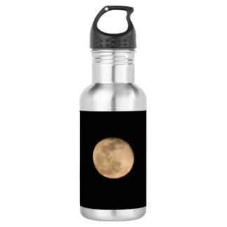 Botella de agua de la Luna Llena