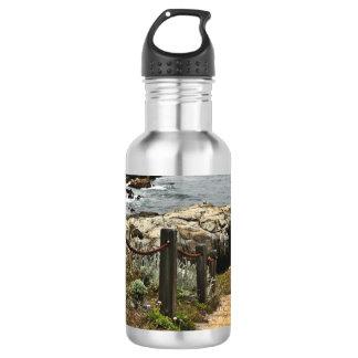Botella de agua de los pasos de Coastal