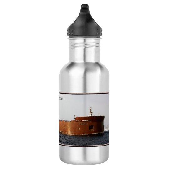 Botella de agua de Paul R. Tregurtha