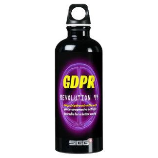 Botella De Agua Botella de agua de Paxspiration GDPR Sigg