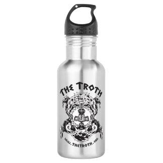 Botella de agua del acero inoxidable del Troth