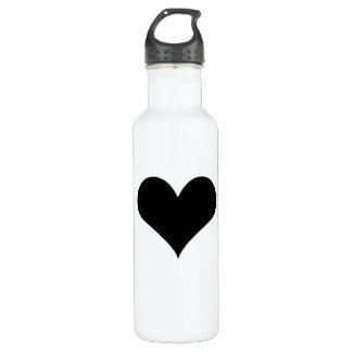 Botella de agua del CORAZÓN