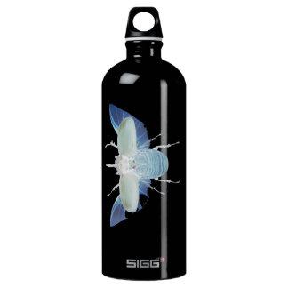 Botella de agua del escarabajo del rinoceronte