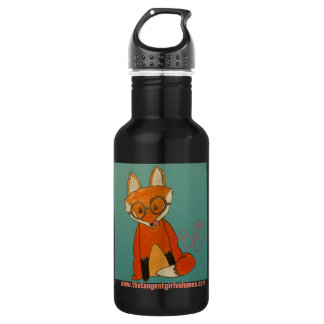 Botella de agua del Fox de Betty (sizes&colors