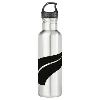 Botella de agua del helecho de Nueva Zelanda