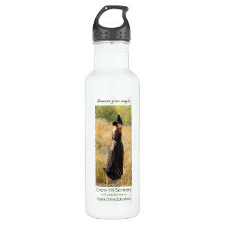 Botella De Agua Descubra su magia - bruja