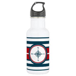 Botella De Agua Diseño náutico