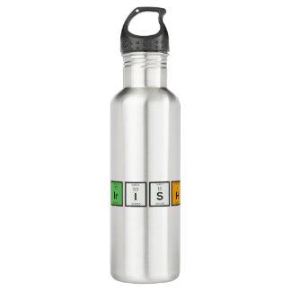 Botella De Agua Elementos químicos irlandeses Zy4ra