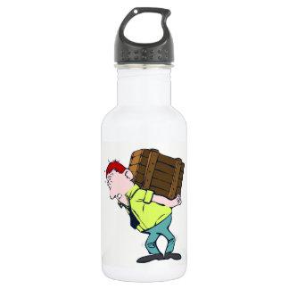 Botella De Agua Elevación