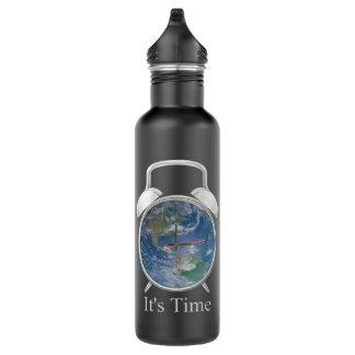 Botella De Agua ¡Es tiempo!
