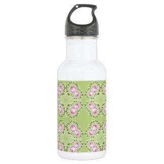 Botella De Agua Flor de la primavera