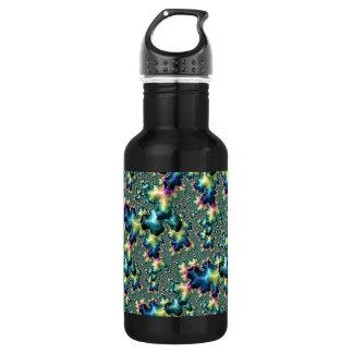 Botella De Agua Fractal enrrollado
