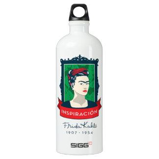 Botella De Agua Frida Kahlo el | Inspiración