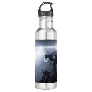 Botella De Agua ¡Grítelo hacia fuera!