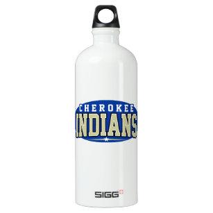 Botella De Agua High School secundaria cherokee  Indios f33551a965f