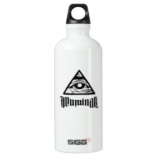Botella De Agua Illuminati