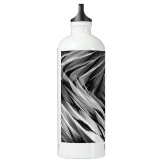 Botella De Agua Laberinto - viajero de encargo (1.0L), blanco