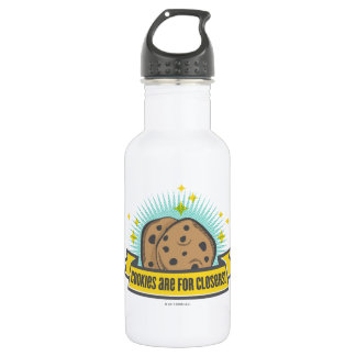 Botella De Agua ¡Las galletas del bebé el   de Boss están para