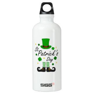 Botella De Agua Leprechaun del St Patricks
