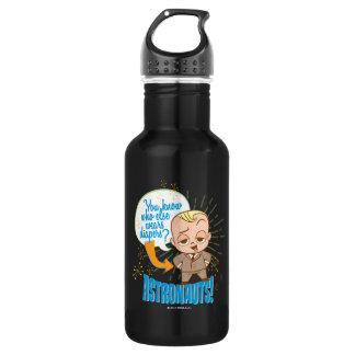 Botella De Agua Los astronautas del bebé el | de Boss