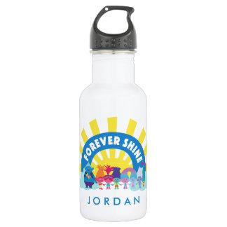 Botella De Agua Los duendes el | brillan para siempre