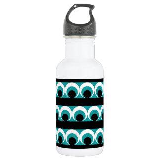 Botella De Agua Modelo geométrico