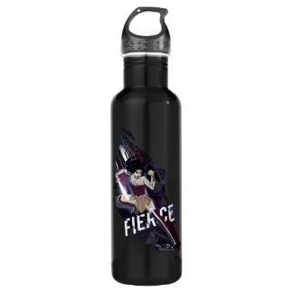 Botella De Agua Mujer Maravilla - feroz