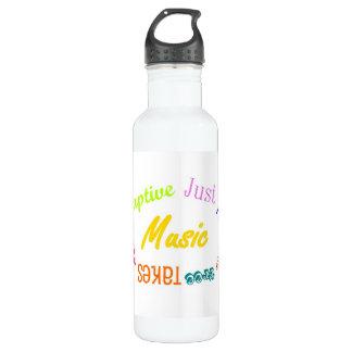 Botella De Agua Música…