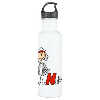 Botella De Agua N está para la enfermera