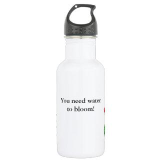 Botella De Agua Nota al uno mismo…