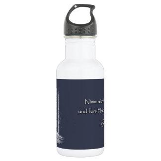 Botella De Agua Para el corazón
