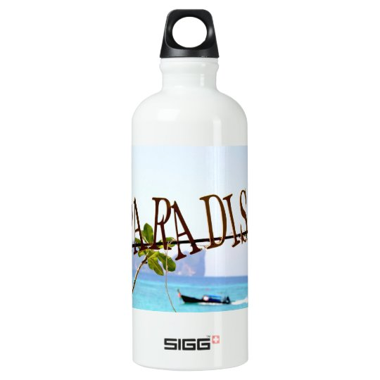 Botella De Agua Paradise