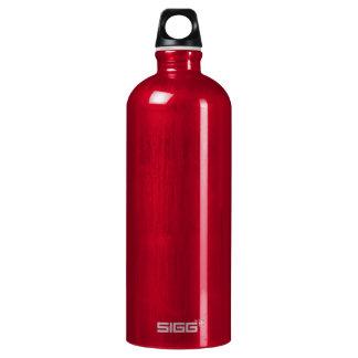 Botella De Agua Plantilla del aluminio de la libertad de la ascua