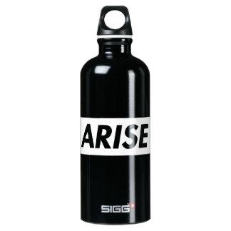 Botella De Agua Preséntese