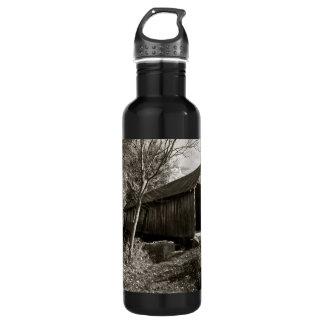 Botella De Agua Puente cubierto