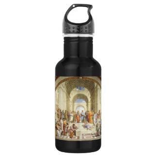 Botella De Agua Raphael - La escuela de Atenas 1511