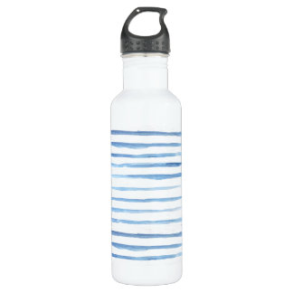 Botella De Agua Raya pintada Waterbottle