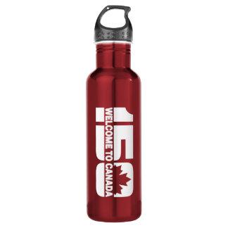 Botella De Agua Recepción a Canadá - 150