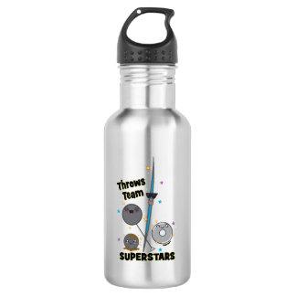 Botella De Agua Regalo lanzamiento de peso de la diversión del