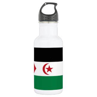 Botella De Agua República Democratic árabe de Sahrawi