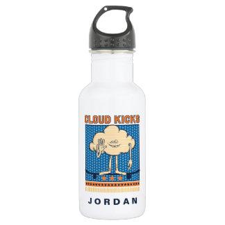 Botella De Agua Retrocesos del individuo de la nube de los duendes