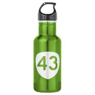 Botella De Agua Ruta 43, Oregon, los E.E.U.U.