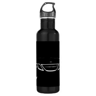 Botella De Agua Saab